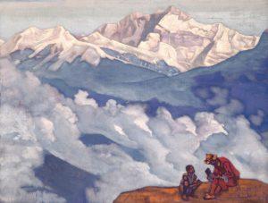 """Н.К.Рерих """"Жемчуг исканий"""" (1938г.)"""