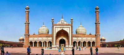 Соборная мечеть Дели Индия