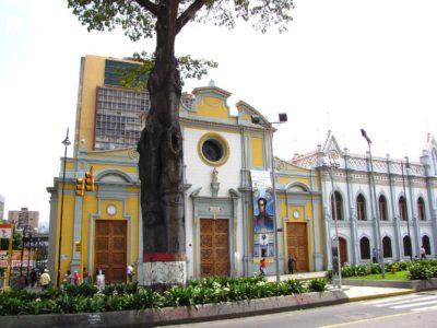 Церковь Святого Франциска Ассизского Каракас Венесуэла