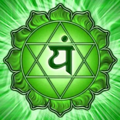 Звезда Вишну Анахата-чакра