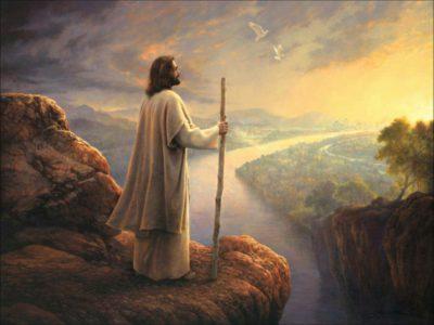 Greg Olsen Иисус Христос