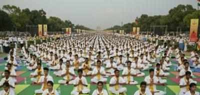 Фестиваль йоги Индия