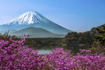 Гора Фудзи
