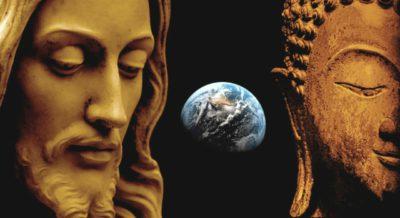 Иисус и Будда